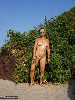 Diana Ananta. Nudist Beach Free Pic 11