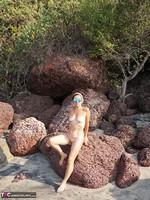 Diana Ananta. Nudist Beach Free Pic 14