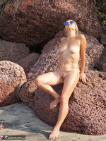 Diana Ananta. Nudist Beach Free Pic 15