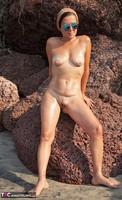 Diana Ananta. Nudist Beach Free Pic 16