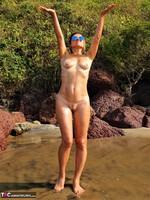 Diana Ananta. Red Stones Free Pic 17