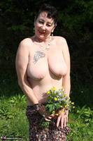 Mary Bitch. Picking Flowers In The Forest Free Pic 18