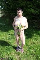 Mary Bitch. Picking Flowers In The Forest Free Pic 19