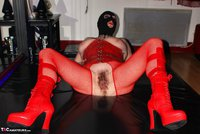 Mary Bitch. Red Latex Free Pic 6