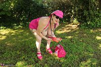 Mary Bitch. Outdoor Pink Slut Free Pic 11