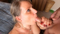 Sweet Susi. Horny Quickie Jizz Facial Pt2 Free Pic 4