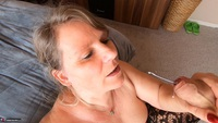 Sweet Susi. Horny Quickie Jizz Facial Pt2 Free Pic 5