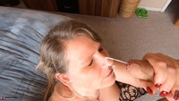 Sweet Susi. Horny Quickie Jizz Facial Pt2 Free Pic 6