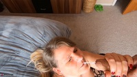 Sweet Susi. Horny Quickie Jizz Facial Pt2 Free Pic 8
