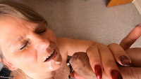 Sweet Susi. Horny Quickie Jizz Facial Pt2 Free Pic 16