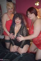 Kims Amateurs. Three Filthy GILF's Pt1 Free Pic 17