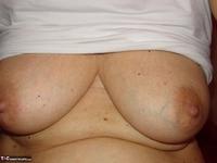 Abby Roberts. Body Nylons & Standup Posing Free Pic 20