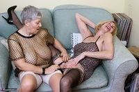 . Savana & Molly In The Lounge Free Pic 10