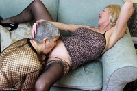 . Savana & Molly In The Lounge Free Pic 12