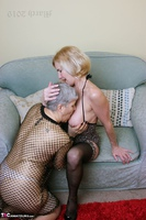 . Savana & Molly In The Lounge Free Pic 15