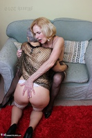 . Savana & Molly In The Lounge Free Pic 16