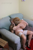. Savana & Molly In The Lounge Free Pic 20