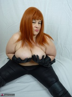 Mrs Leather. My Leather Pants Come Off Free Pic 11