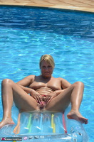 Sweet Susi. Naked On The Air Matress Free Pic 6