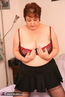 Kinky Carol. Stockings On The Bed Pt1 Free Pic 18