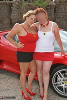 Curvy Claire. Little Red Sports Car Pt2 Free Pic 3