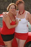 Curvy Claire. Little Red Sports Car Pt2 Free Pic 7