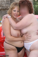 Curvy Claire. Little Red Sports Car Pt4 Free Pic 20
