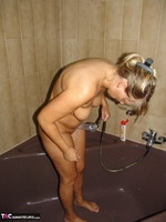 Sweet Susi. In The Shower With Milk Free Pic 18
