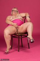 Lexie Cummings. Pink Sarong On The Chair Free Pic 16