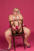 Lexie Cummings. Pink Sarong On The Chair Free Pic 19