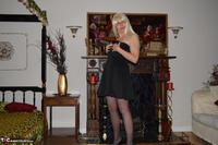 Barby Slut. Little Black Dress Free Pic 5