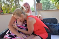 Melody. Melody & Molly's Lesbian Fun Pt1 Free Pic 10