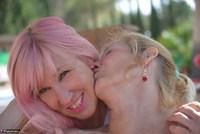 Melody. Melody & Molly's Lesbian Fun Pt1 Free Pic 16