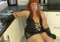 Mrs Leather. Smoky BJ Free Pic 4