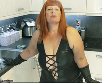 Mrs Leather. Smoky BJ Free Pic 8