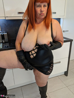Mrs Leather. Smoky BJ Free Pic 20