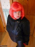 Mrs Leather. Sexy Trek Pt1 Free Pic 4