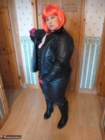 Mrs Leather. Sexy Trek Pt1 Free Pic 12