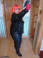 Mrs Leather. Sexy Trek Pt1 Free Pic 17