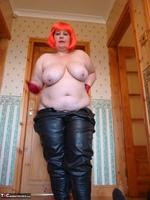 Mrs Leather. Sexy Trek Pt2 Free Pic 20