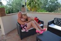 Melody. Melody & Molly's Lesbian Fun Pt2 Free Pic 2