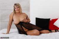 Sweet Susi. Blonde Milf In Bed Free Pic 16