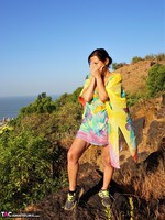Diana Ananta. Arambol Hill Pt2 Free Pic 2