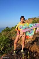 Diana Ananta. Arambol Hill Pt2 Free Pic 3