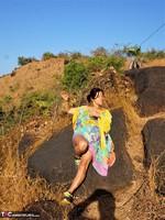 Diana Ananta. Arambol Hill Pt2 Free Pic 5
