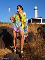 Diana Ananta. Arambol Hill Pt2 Free Pic 14