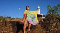 Diana Ananta. Arambol Hill Pt2 Free Pic 15