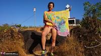 Diana Ananta. Arambol Hill Pt2 Free Pic 16