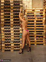 Sweet Susi. In The Garage Free Pic 5