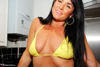 Raunchy Raven. Teensy Weensy Yellow Bikini Pt1 Free Pic 15